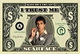 Scarface–Dollar Bill–Maxi Poster–61cm x