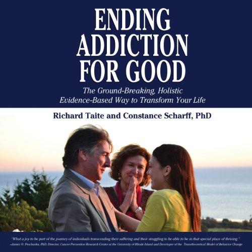Ending Addiction for Good audiobook cover art