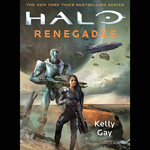 HALO: Renegades audiobook cover art