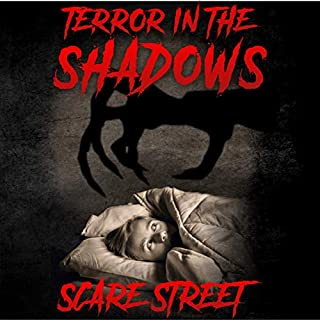 Terror in the Shadows: Horror Short Stories Anthology audiobook cover art