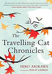 The Travelling Cat Chronicles book (Books about travel and self discovery)