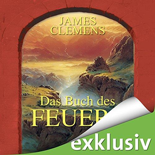 Das Buch des Feuers audiobook cover art