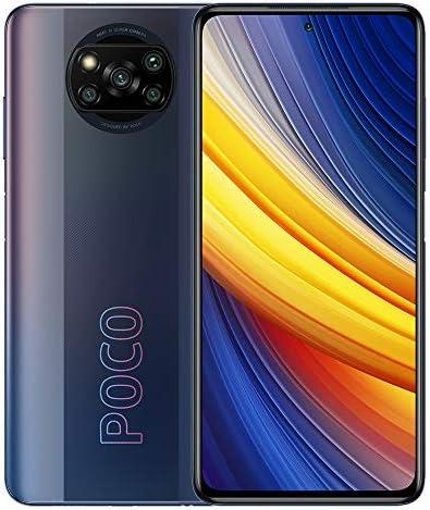 Poco X3 Pro 128GB 6GB RAM Factory Unlocked (GSM ONLY | Not Compatible with Verizon/Sprint/Boost) | International Version (Phantom Black)