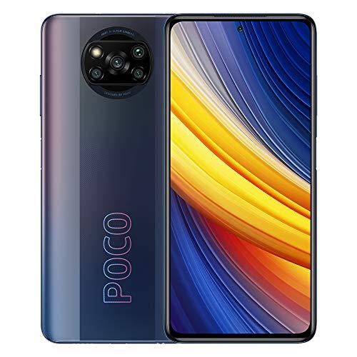 Poco X3 Pro | 128GB 6GB RAM | Factory Unlocked (GSM ONLY | Not Compatible with Verizon/Sprint/Boost) | International Version (Phantom Black)