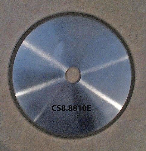 """Super Abrasive CBN 8"""" Chainsaw Wheels (1"""