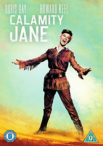 Calamity Jane [Reino Unido] [DVD]