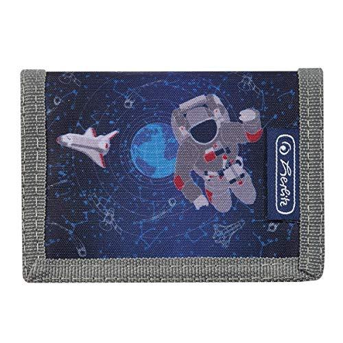 """Herlitz Kinder Geldbörse / Geldbeutel / Portemonnaie / """"Space - Astronaut"""""""