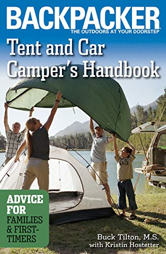 Tent and Car Camper's Handbook: Advice for Families & First-Timers