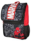 Best 3d Backpacks - Marvel Spiderman Backpack Front Flap Compartment Travel Laptop Review