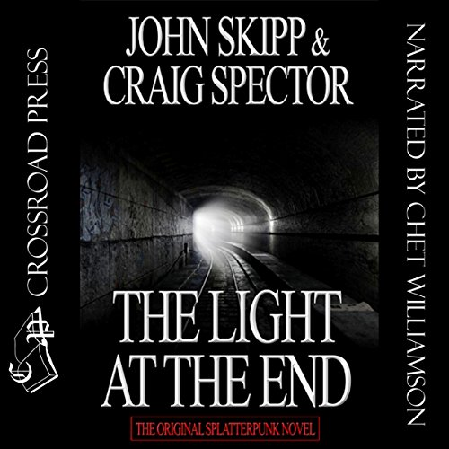 The Light at the End audiobook cover art