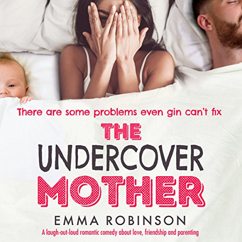 The Undercover Mother audiobook cover art
