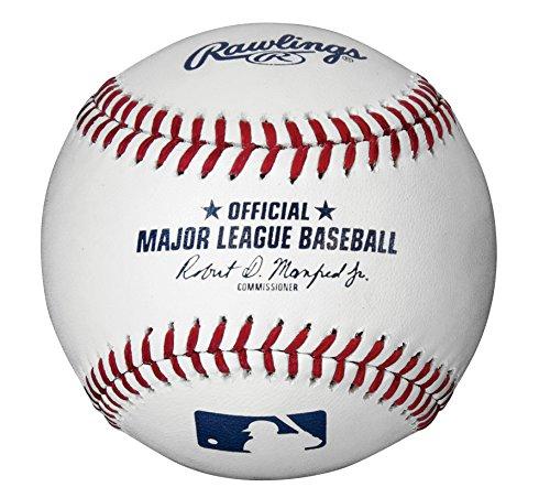 ローリングス (Rawlings) 硬式 野球ボール MLB 公式試合球 ROMLB6 メジャーリーグ