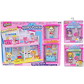 Shopkins Happy Places Happy Home Bundle with | Shopkin.Toys - Image 1