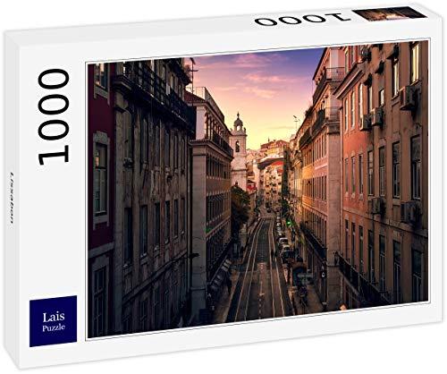 Puzzle Lisboa 1000 Piezas