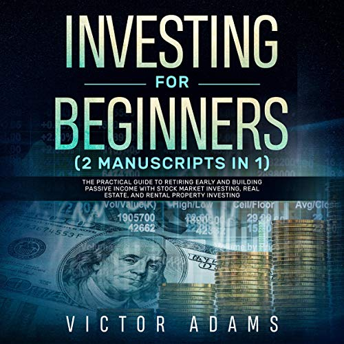Investing for Beginners, 2 Manuscripts in 1 audiobook cover art