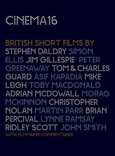 British Short Films Collection: Cinema 16 About a Girl / Boy & Bicycle / Dear Phone / Doodlebug / Eight / Gasman / Girl Chewing Gum / Home / Joyride / Inside Out / Je T'aime  PAL