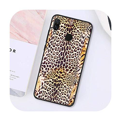 Phone cover Moda Sexy Leopard Print Design teléfono caso para Xiaomi para Redmi4X 6A 9 8A Note 9 Pro 5Plus Note4 Note5 7 Note6Pro 8T-A5-Para Redmi Note9 Pro