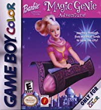 Barbie Magic Genie Adventure