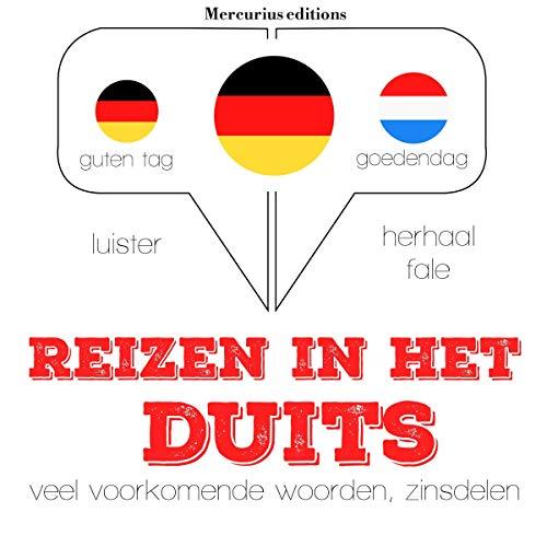 Reizen in het Duits cover art
