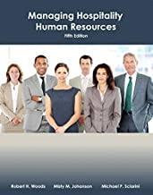 Managing Hospitality Human Resources with Answer Sheet (AHLEI) & Managing Hospitality Human Resources Online Component (AHLEI) -- Access Card Package (5th Edition)