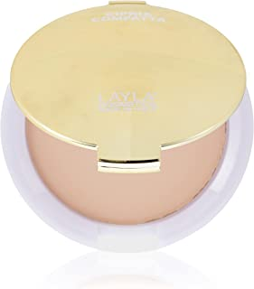 LAYLA COSMETICS MILANO Layla Top Cover Compact Face Powder - 3 Beige