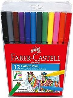 Faber Castell 12 Colour Pens