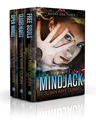 Das Mindjack Boxset (Die komplette Kira-Trilogie) (German Edition)