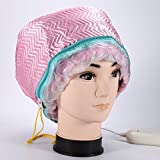 Sombrero de tratamiento térmico del cabello tapa de peluquería. tapa nutritiva