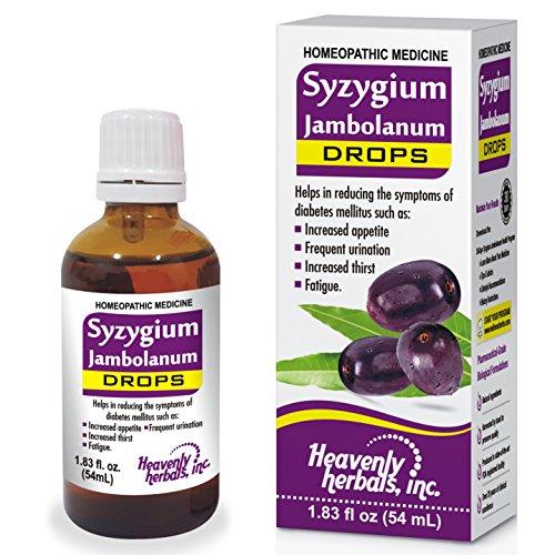 Syzygium Jambolanum Drops – for F…