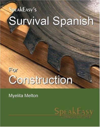 SpeakEasy's Survival Spanish for Construction