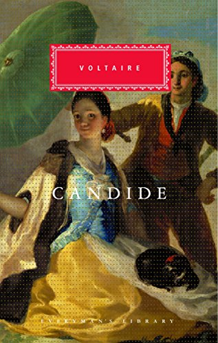 Candide and Other Stories (Everyman's Library Classics Series)
