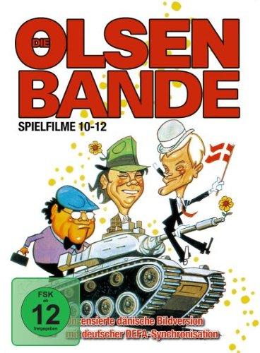 Die Olsenbande - Sammlerbox 4 (3 DVDs)