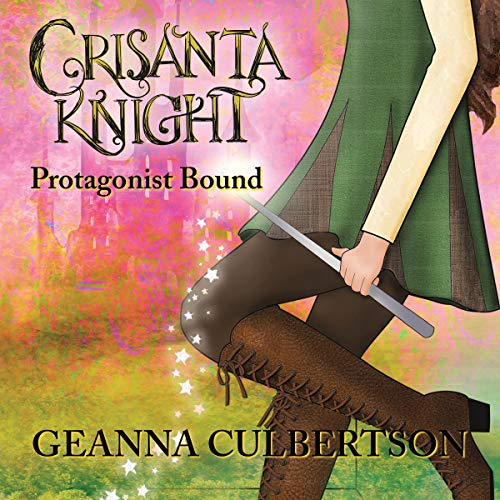 Protagonist Bound audiobook cover art