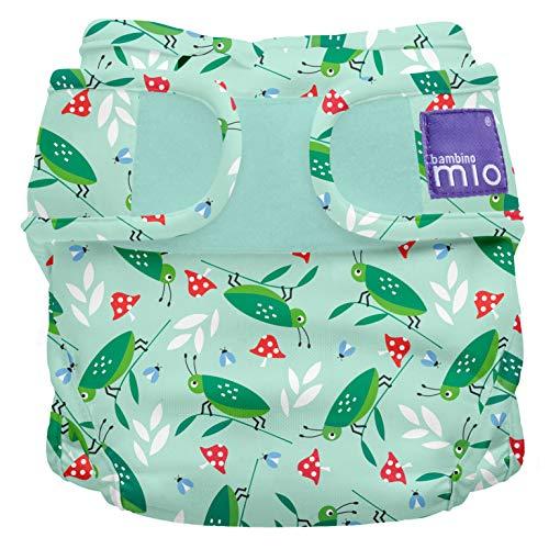 Bambino Mio, miosoft windelüberhose, happy hüpfer, Größe 2 (9kg+)