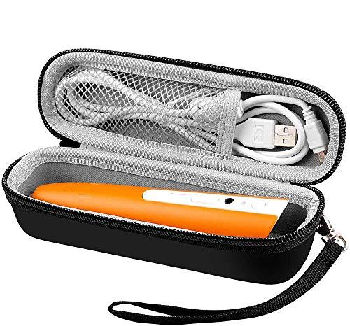 COMECASE Tasche für Ravensburger Tiptoi 00801 / 00700 Tiptoi Stift mit Handschlaufe - Der Stift - Schwarz