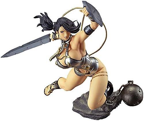Queens Blade Rebellion Statue 1 6 Branwen Ginryu Sehen. 20 cm