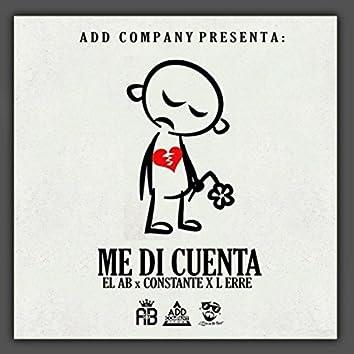 Me Di Cuenta (feat. Constante & L Erre)