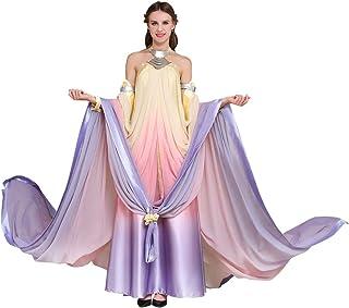CosplayDiy Women's Dress for Star Wars Queen Padme Amidala Cosplay