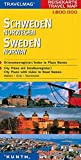 Reisekarte : Schweden / Norwegen - KUNTH Verlag