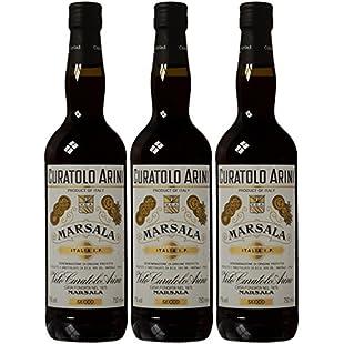 Curatolo Arini Fine Non Vintage Marsala Wine, 75 cl (Case of 3):Superclub
