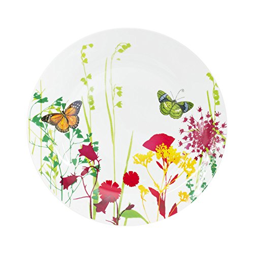 Table Passion - Assiette à dessert tutti fiori 20cm (lot de 6)