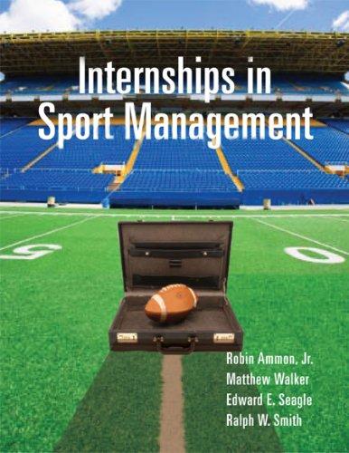 Internships in Sport Management