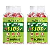 Nutrainix Complete Multivitamin Vegetarian Gummies for Kids, Teenagers, Men, Women, Adults With Essential