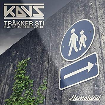 Tråkker Sti (feat. Skranglebein & Vilde)