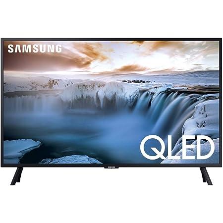 "SAMSUNG QN32Q50RAFXZA Flat 32"" QLED 4K 32Q50 Series Smart TV (2019 model)"