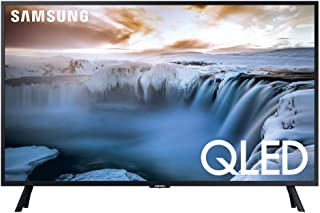 "SAMSUNG QN32Q50RAFXZA Flat 32"" QLED 4K 32Q50 Series Smart TV (2019 model)"