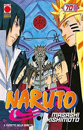 Naruto il Mito N° 70 - Ristampa - Planet Manga - Panini Comics - ITALIANO