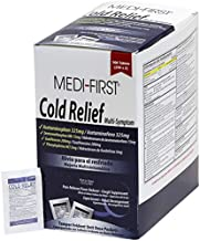 Medi-First Cold Relief, 500 (250/2's)