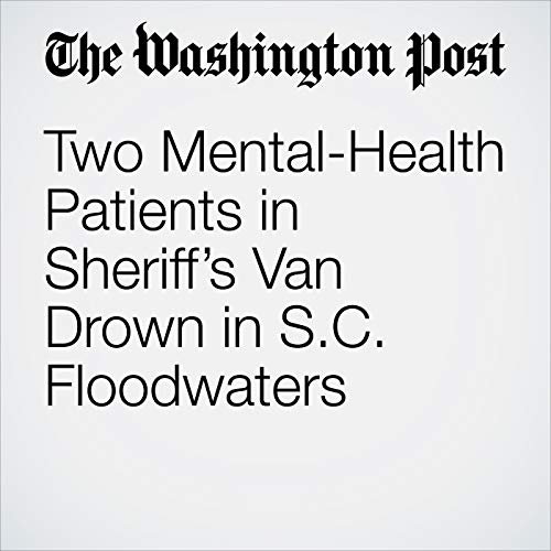 Two Mental-Health Patients in Sheriff's Van Drown in S.C. Floodwaters copertina