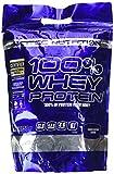 Scitec Nutrition 100% Whey Protein, Proteina, Burro d'arachidi, 1850 g...